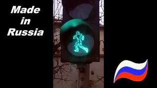 Sygnalizator dla pieszych Made in Russia