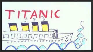 Titanic by nauka na luza
