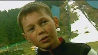 12-letni Kamil Stoch marzył o tytule mistrza świata?