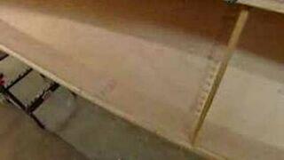 Kajak z drewna - Jak to jest zrobione?