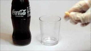 Ząb + Cola = Czy to prawda?