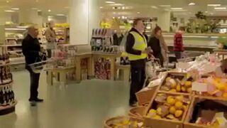 Operowo w supermarkecie