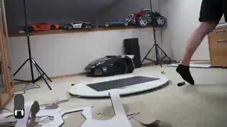 Policyjne Lamborghini z papieru?