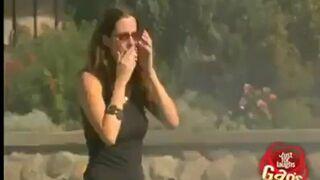 Ukryta kamera: Rozbite UFO
