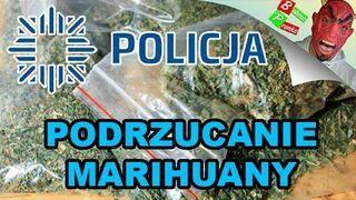 Podrzucanie marihuany - Bobson Prank