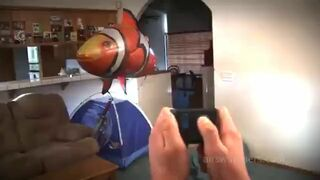 Niesamowite zabawki - Ryby na zdalne sterowanie