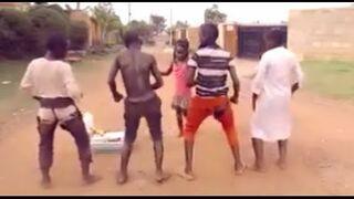 Zdolne dzieciaki z Afrykańskiego Getta