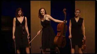 Muzyka klasyczna zagrana w oryginalny sposób