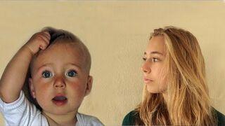 Nagrywał córkę od narodzin, 14 lat w 4 minuty. Wzruszające