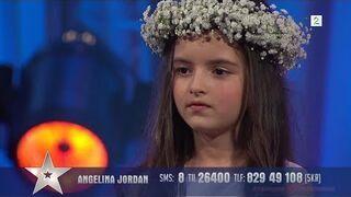 8-latka Angelina Jordan - Bang Bang