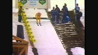 Jak niebezpieczne były skoki narciarskie 30 lat temu
