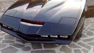 Samochód Kitt z Nieustraszonego istnieje naprawdę!