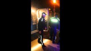 Brutalna interwencja Policji w Muszynie