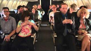 Dlaczego nie wolno korzystać z telefonu w samolocie?