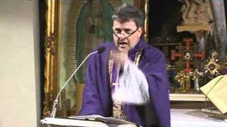 Pogrzeb Ateisty, mocne słowa księdza Piotra Natanka