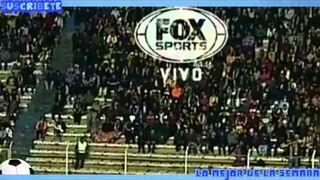 Duch na stadionie w Boliwi?