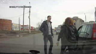 Zobacz jak prawidłowo postępować z pijanym kierowcą
