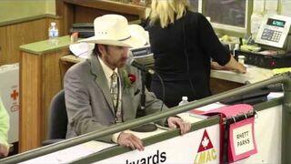 Livestock Cattlerap Sessions 2014 / freestyle hit prosto z teksasu