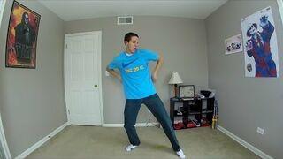 100 dni tańca w 2:30 minuty