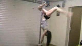 Taniec na rurce