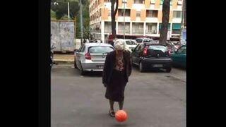 Babka futbolistka