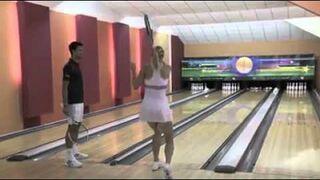 Rakietą do tenisa w golfa i bowling?
