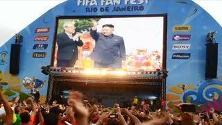 Korea Północna wygrała Mundial 2014