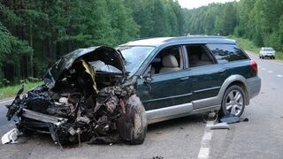 A selection of hard road accidents in 2014