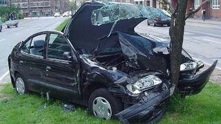 Hard crash cars - July 2014