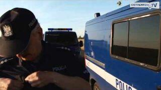 Skandal! Policjanci kryli podpitego kolegę?