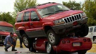 Car crashes  in Russia