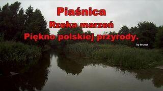 Piękno polskiej przyrody - rzeka