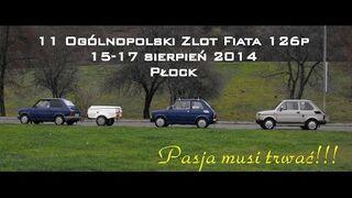 Fiat 126p - Pasja musi trwać.