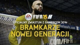 FIFA 15 - oficjalny zwiastun z targów Gamescom 2014