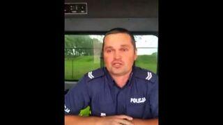 Cebulak z Żuromina vs Policjant