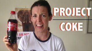 Cola w Toalecie - Zobacz Efekt