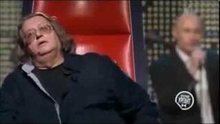 "Putin śpiewa w ""The Voice of Russia""!"