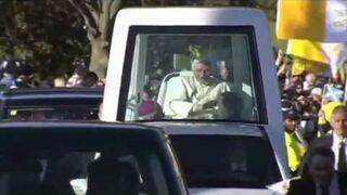 Papież Benedykt XVI w TOP GEAR