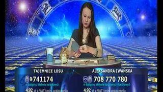Bartosz dzwoni do wróżki - Jak zakończy się impreza?