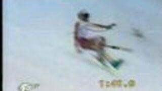 Wypadki na nartach