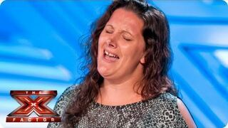 Więzienna strażniczka w  X Factor