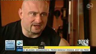 Kamil Szadkowski - Bardzo silny człowiek