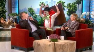 Najlepsze strachy u Ellen Ellen's Scares