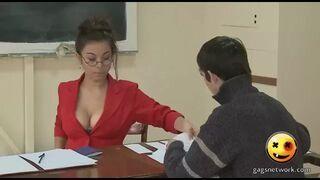 Seksi egzamin. Ukryta kamera