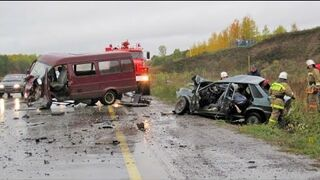 Accident on the road - 2014