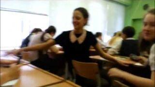 Rosyjski uczeńw swoim własnym tempie