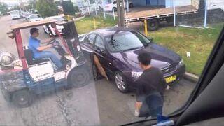 Jak przeparkować uciążliwy samochód?