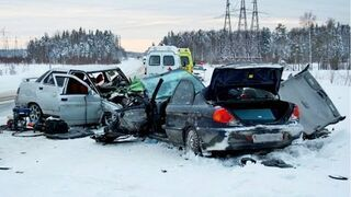 See car accidents - winter 2015
