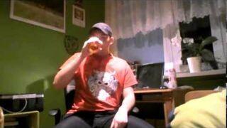 Matka przeszkodziła mu w wyzwaniu piwnym!