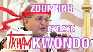 RYDZYK TRWAMKWONDO - ZDUPPING